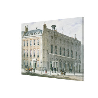 Hanover Square Rooms for Concerts Canvas Print