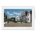 Hanover Street View of the Post Office Card