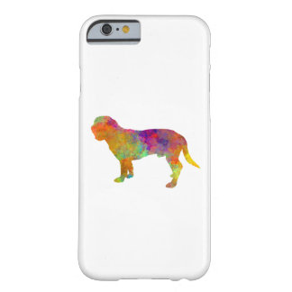 Hanoverian Scenthound in watercolor Barely There iPhone 6 Case