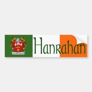 Hanrahan Coat of Arms Bumper Sticker