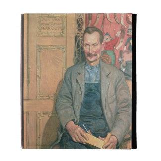 Hans Arnbom, el carpintero