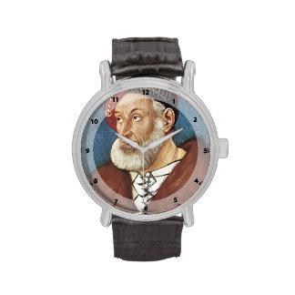Hans Baldung: Count Christoph I Of Baden Wrist Watches