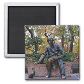 Hans Christian Andersen Central Park NYC Imanes