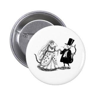 Hans Christian Andersen story 2 Button