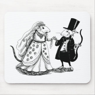 Hans Christian Andersen story 2 Mouse Pad
