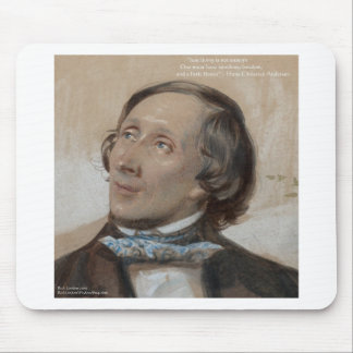 """Hans Christian Andersen """"Sunshine Freedom"""" Gifts Mouse Pad"""
