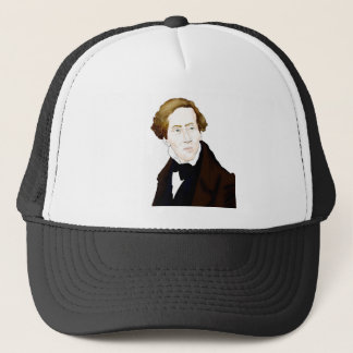 Hans Christian Andersen Trucker Hat