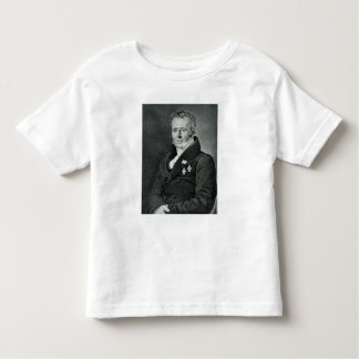 Hans Christian Orsted, engraved by Kaufmann Toddler T-shirt