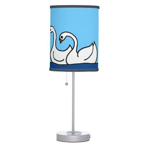 Hans & Christie-Ann Table Lamps
