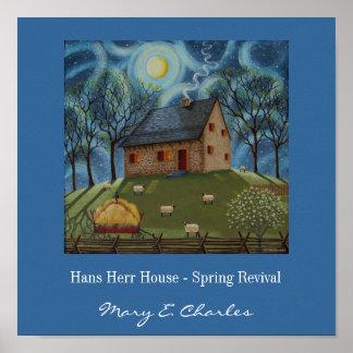 Hans Herr House Posters