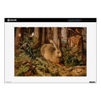 """Hans Hoffmann A Hare In The Forest Skin For 15"""" Laptop"""