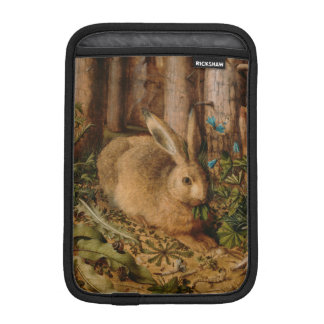 Hans Hoffmann A Hare In The Forest Sleeve For iPad Mini