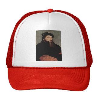 Hans Holbein - Duke Anton the Good of Lorraine Mesh Hats