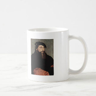 Hans Holbein - duque Antón el bueno de Lorena Taza Clásica