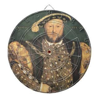 Hans Holbein el Enrique VIII más joven Tablero Dardos