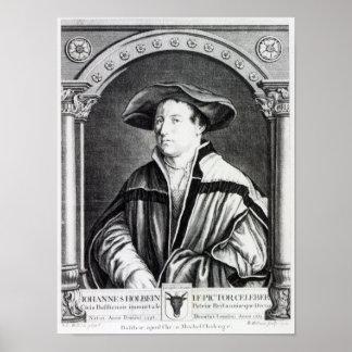 Hans Holbein el más joven Póster