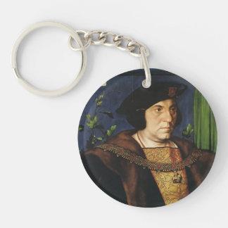 Hans Holbein el sir más joven Henry Guildford Llavero Redondo Acrílico A Una Cara