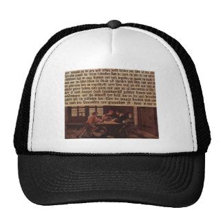 Hans Holbein-Explanation of Meaning of a Letter Trucker Hats