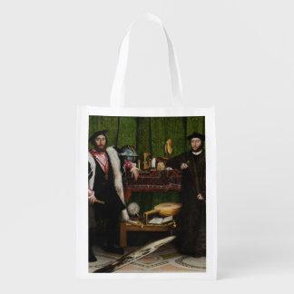 Hans Holbein más jovenes son los embajadores Bolsa Reutilizable