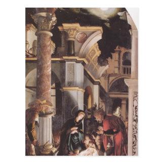 Hans Holbein - Oberried Altarpiece Postcards