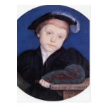 Hans Holbein- Portrait of Charles Brandon Post Card
