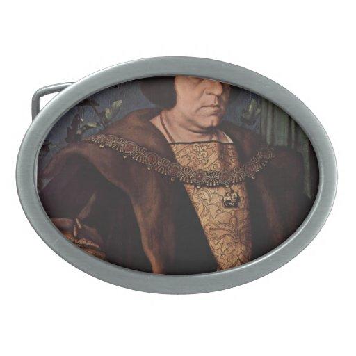Hans Holbein - retrato de sir Henry Guildford Hebillas De Cinturón
