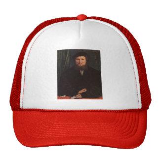 Hans Holbein the Younger- Derek Berck Hats