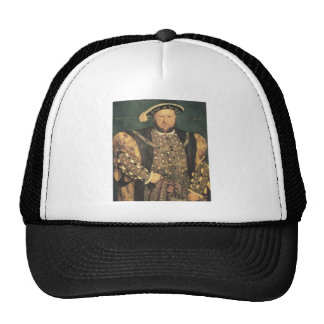 Hans Holbein the Younger Henry VIII Mesh Hats