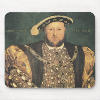 Hans Holbein the Younger Henry VIII Mouse Pad