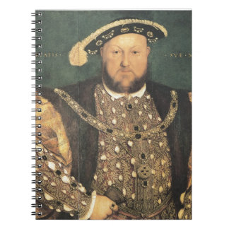 Hans Holbein the Younger Henry VIII Notebook