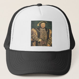Hans Holbein the Younger Henry VIII Trucker Hat