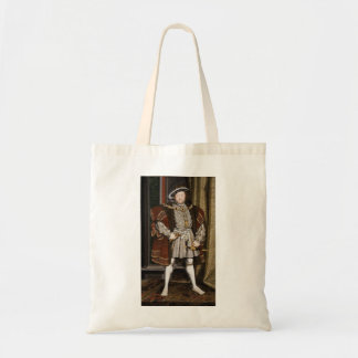 Hans Holbein the Younger King Henry VIII Tote Bag