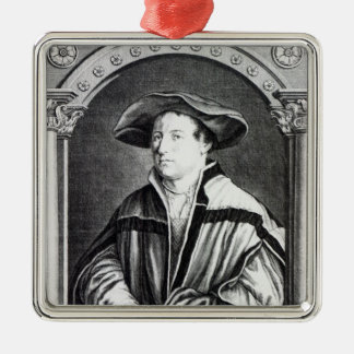 Hans Holbein the Younger Metal Ornament