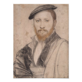 Hans Holbein the Younger Poster