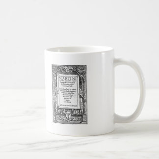 Hans Holbein the Younger- Renaissance niche Coffee Mugs