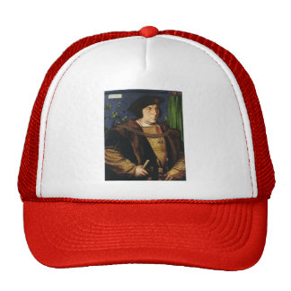 Hans Holbein the Younger- Sir Henry Guildford Hats