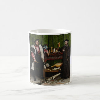 Hans Holbein the Younger's The Ambassadors Coffee Mug