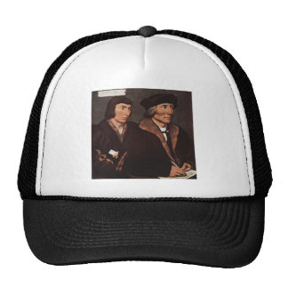 Hans Holbein - Thomas Godsalve of Norwich and son Trucker Hats