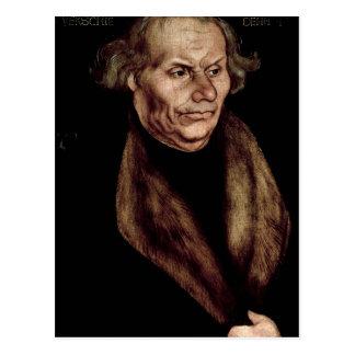 Hans Luther, padre de Martin Luther Tarjetas Postales