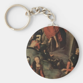 Hans Memling-Altar triptych from Lübeck Cathedral Keychain