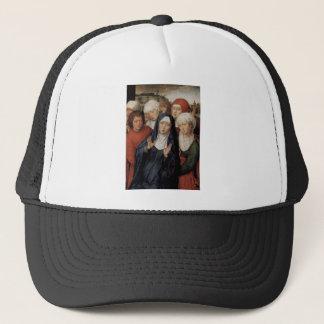 Hans Memling Art Trucker Hat