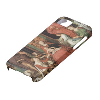 Hans Memling- Central panel of the Triptych iPhone 5 Cover