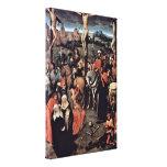 Hans Memling - Crucifixion Gallery Wrap Canvas