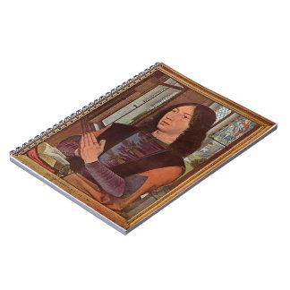 Hans Memling- el donante Cuadernos