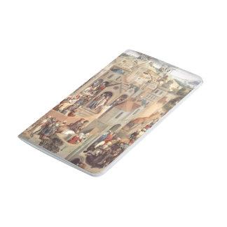 Hans Memling- la pasión Cuaderno