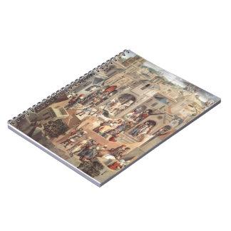 Hans Memling- la pasión Libro De Apuntes Con Espiral