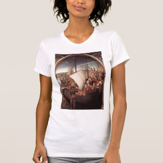Hans Memling-Martyrdom of St.Ursula and companions Tee Shirt
