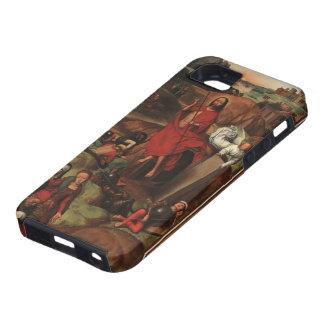 Hans Memling- Passion (Greverade) Altarpiece iPhone 5 Case
