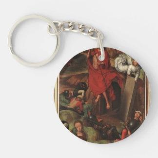 Hans Memling- Passion (Greverade) Altarpiece Acrylic Keychains