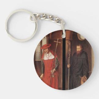 Hans Memling- Passion (Greverade) Altarpiece Acrylic Keychain